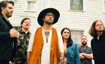 The Strumbellas band photo